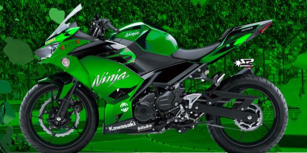 Mes Go Eleven. Gareggia con la nuova Ninja 400 e vinci il Mondiale!