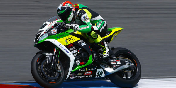 Roman returns in top ten in Brno.