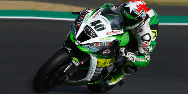 Positive weekend in Magny Cours