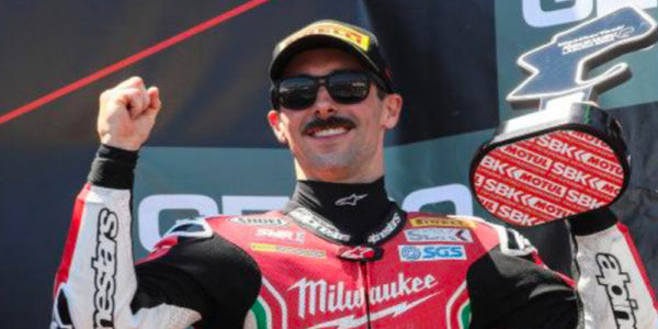 Go Eleven with Eugene Laverty and Ducati in the World SBK!