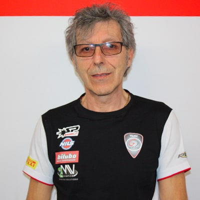 Team Owner Gianni Ramello