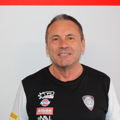 Crew Chief + Engine Maurizio Perlini