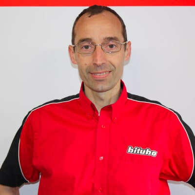Bitubo Suspension Technician Devis Sgarbossa