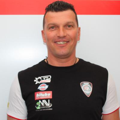 Truck Driver + Hospitality Stefano Arfelli