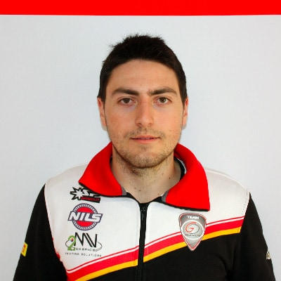 Team Coordinator and Communication Elia Ramello