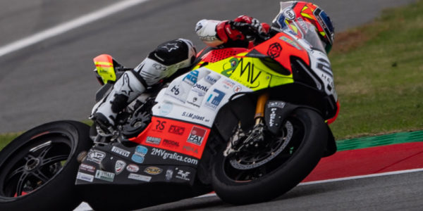 DRY OR WET TRACK; RINALDI IS ALWAYS BETWEEN THE BESTS!