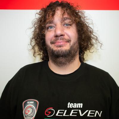 Mechanic Daniele Cafaro