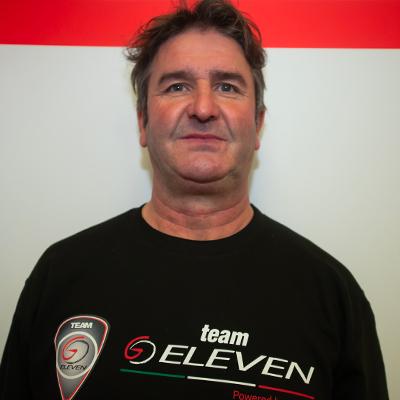 Mechanic Pierluigi Pieroni