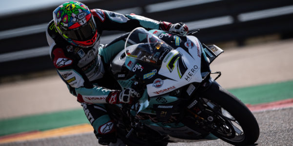 DAY – 2,CHAZ DAVIES LEAVES ARAGON HAPPY WITH THE PROGRESS MADE!