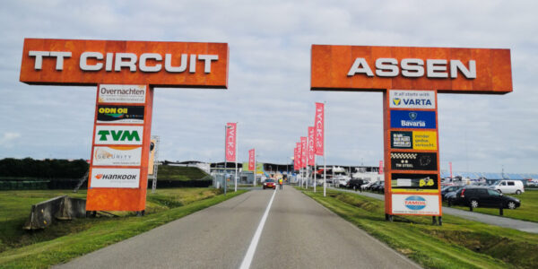 ASSEN, THE CATHEDRAL OF SPEED WELCOMES WORLDSBK!